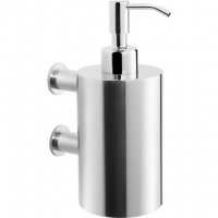 Диспенсер мыла подвесной Cisal Xion XI090620D1 нержавеющая сталь