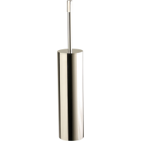 Ершик для унитаза напольный Cisal Cherie CE09065021 хром