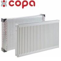 Панельный радиатор COPA 22 500x500 боковое подключение