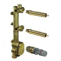 xTool-термостатный модуль с 2 вентилями Dornbracht 35 526 970 90