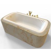 Ванна Migliore Olivia Podium 174x83xH66 cm  ML.BLL-40.104 DO (золото)