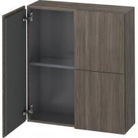 Шкаф для ванной комнаты подвесной Duravit L-Cube LC1167 0 51 51