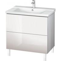 Комплект мебели 85см Duravit L-Cube LC6601 0 22 22 + 2332850000 LC660102222