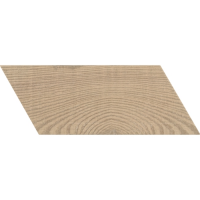 Керамогранит 9х20,5 см Equipe Ceramicas Hexawood Chevron Tan Right 21655
