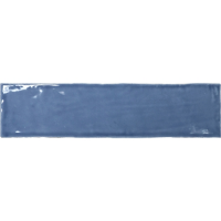 Керамическая плитка 7,5х30 см Equipe Ceramicas Masia Blue 21321