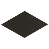 Керамогранит 14х24 см Equipe Ceramicas Rhombus Black Smooth 22693