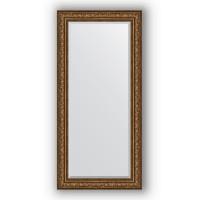 Зеркало Evoform Exclusive BY 3609 80x170 см виньетка состаренная бронза