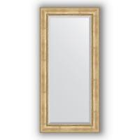 Зеркало Evoform Exclusive BY 3610 82x172 см состаренное серебро с орнаментом