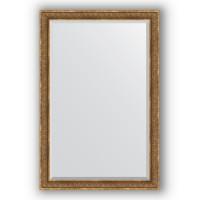 Зеркало Evoform Exclusive BY 3630 119x179 см вензель бронзовый