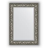 Зеркало Evoform Exclusive BY 3442 69x99 см византия серебро