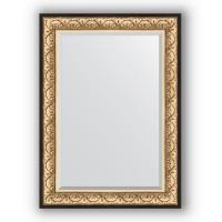 Зеркало Evoform Exclusive BY 1301 80x110 см барокко золото