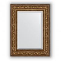 Зеркало Evoform Exclusive BY 3401 60x80 см виньетка состаренная бронза