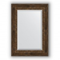 Зеркало Evoform Exclusive BY 3456 72x102 см состаренное дерево с орнаментом