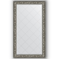 Зеркало Evoform Exclusive-G BY 4415 99x173 см византия серебро