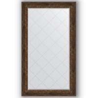 Зеркало Evoform Exclusive-G BY 4430 102x177 см состаренное дерево с орнаментом