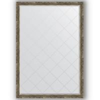 Зеркало Evoform Exclusive-G BY 4479 128x183 см старое дерево с плетением