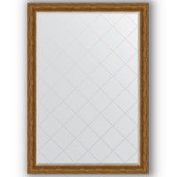 Зеркало Evoform Exclusive-G BY 4505 134x189 см травленая бронза