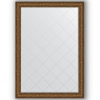 Зеркало Evoform Exclusive-G BY 4513 135x190 см виньетка состаренная бронза