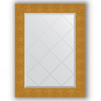 Зеркало Evoform Exclusive-G BY 4108 66x89 см чеканка золотая
