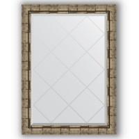 Зеркало Evoform Exclusive-G BY 4179 73x101 см серебряный бамбук