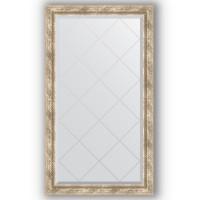 Зеркало Evoform Exclusive-G BY 4220 73x128 см прованс с плетением