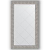 Зеркало Evoform Exclusive-G BY 4238 76x131 см чеканка серебряная