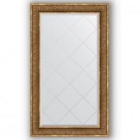 Зеркало Evoform Exclusive-G BY 4249 79x134 см вензель бронзовый