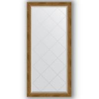Зеркало Evoform Exclusive-G BY 4262 73x155 см состаренная бронза с плетением