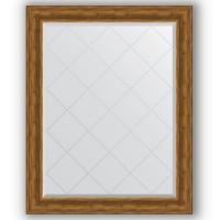 Зеркало Evoform Exclusive-G BY 4376 99x124 см травленая бронза