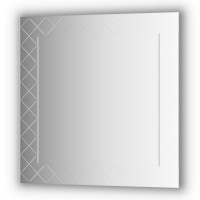 Зеркало Evoform Florentina BY 5005 90x90 см с гравировкой