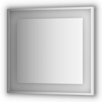 Зеркало Evoform Ledside BY 2203 80x75 в багетной раме со встроенным LED-светильником