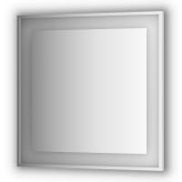 Зеркало Evoform Ledside BY 2211 90x90 в багетной раме со встроенным LED-светильником