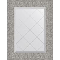 Зеркало Evoform Exclusive-G BY 4023 56x74 см чеканка серебряная