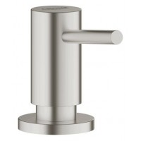 Дозатор жидкого мыла Grohe Cosmopolitan 40535DC0, сталь