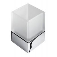 Набор с ершиком для унитаза Geesa Modern Art 913502-02