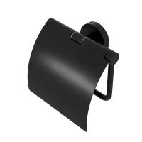 Держатель для туалетной бумаги Geesa Nemox Black 916508-06