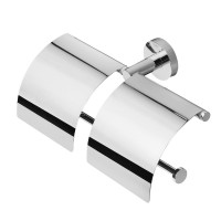 Держатель для туалетной бумаги, двойной Geesa Hotel 91148