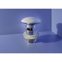 Керамический донный клапан Click-Clak Gid WH100 белый