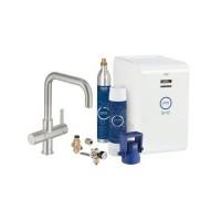 Смеситель для кухни с краном для фильтрованной воды Grohe Blue 31324DC0