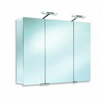 Зеркальный шкаф c подсветкой 105x75x17см HSK ASP 300 1103105