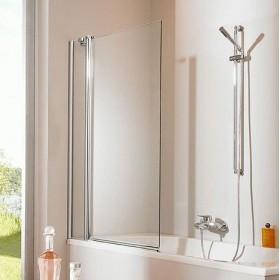 Шторка для ванны 95-96,5см Huppe Design pure 512501.087.321