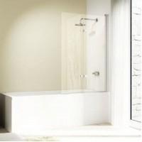 Шторка для ванны 120cм Huppe Design Elegance 8E2402.087.321