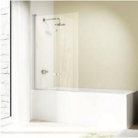 Шторка для ванны 120cм Huppe Design Elegance 8E2302.087.321, Huppe, Huppe