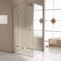 Душевая дверь 80х200см Huppe Enjoy Elegance 3T0102.092.321 петли слева
