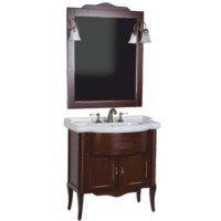 Комплект мебели для ванной комнаты 86см IL Tempo Del Prime MO80 RM