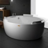 Гидромассажная ванна 180х180см Jacuzzi NOVA AQUASYSTEM 9Q43-572A