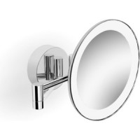 Зеркало поворотное косметическое Langberger (71585) хром