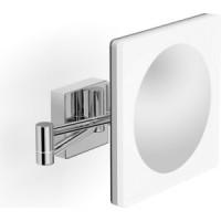 Зеркало поворотное косметическое Langberger (73485) хром
