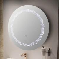 Зеркало Melana 600*600 с подсветкой MLN-LED085