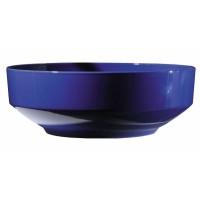 Раковина Melana 6T 806-T4038-B1 38.5x38.5 см фигурная, цвет синий